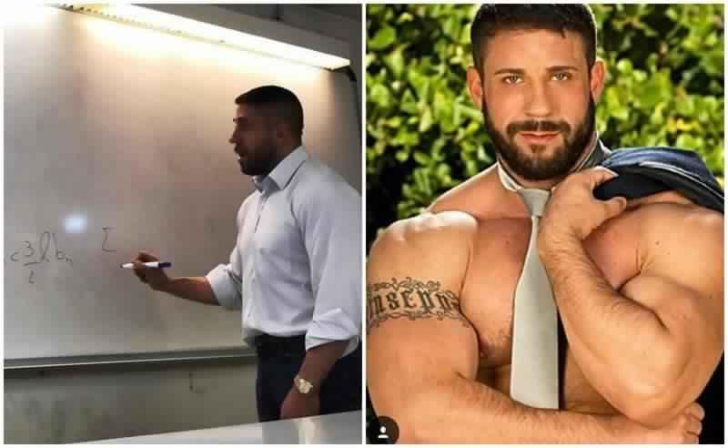 В итальянском профессоре математики узнали бывшую звезду гей-порно