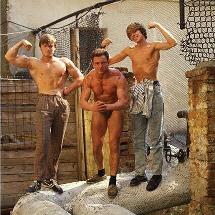 Когда распадался СССР: фото 80-х — 90-х годов