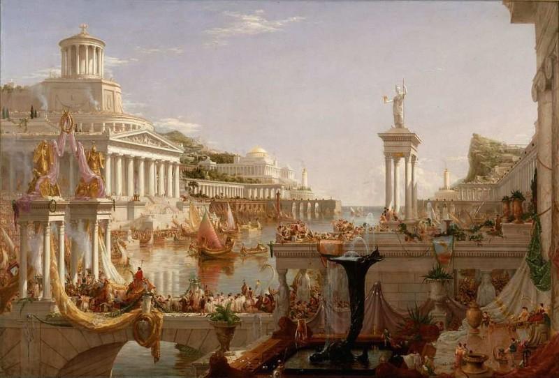 Жетоны с откровенным содержанием в Древнем Риме - спинтрии