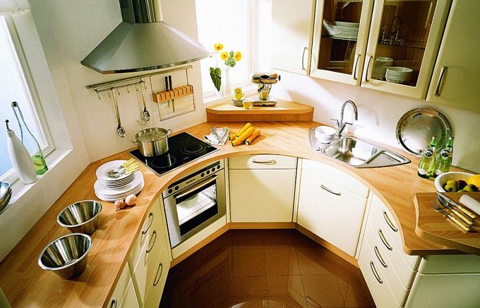 7 проверенных хитростей, которые сделают удобной даже крохотную кухню