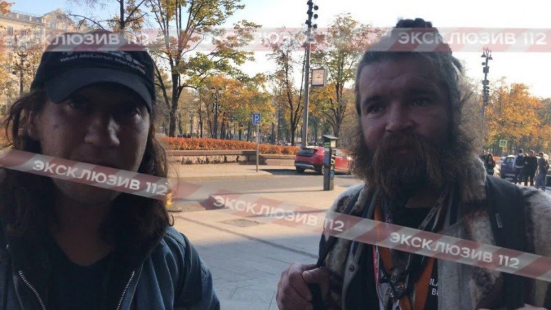 Бомжи из Минска чуть не попали на Неделю высокой моды в Москве