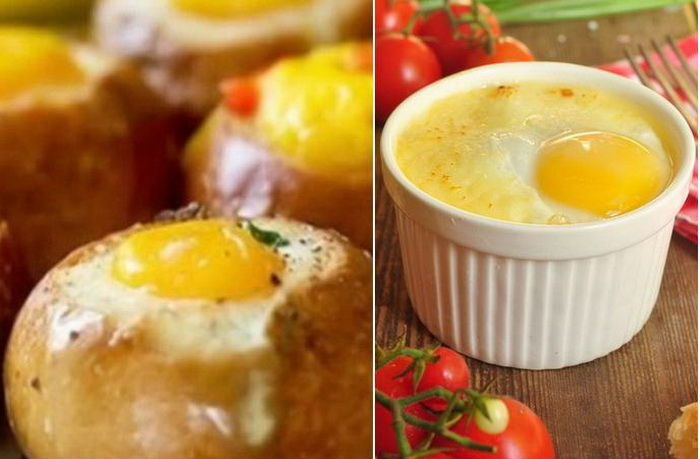 Что приготовить из яиц на скорую руку