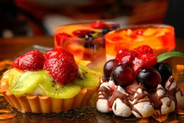 Отвратительные но вкусные десерты