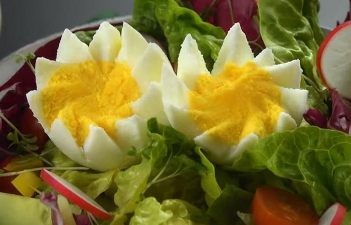 Как превратить яйцо в изысканное угощение