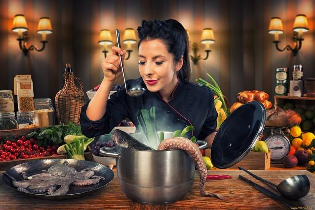 Факты о еде и готовке, которым мы верим