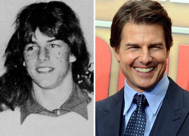 Голливудские знаменитости, которые в молодости не были красавцами
