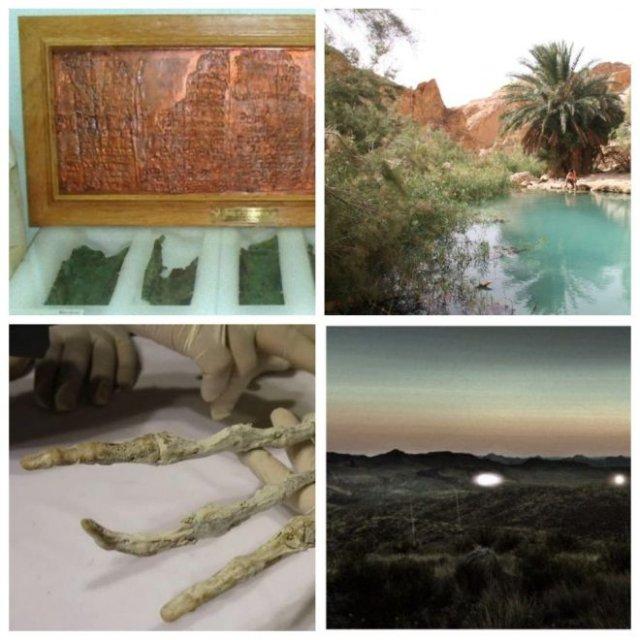 Археологические находки, поставившие ученых в тупик