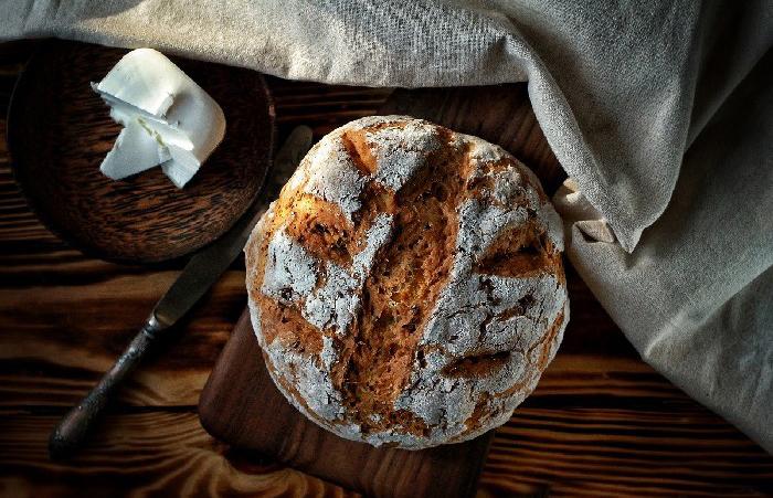 5 рецептов домашнего хлеба