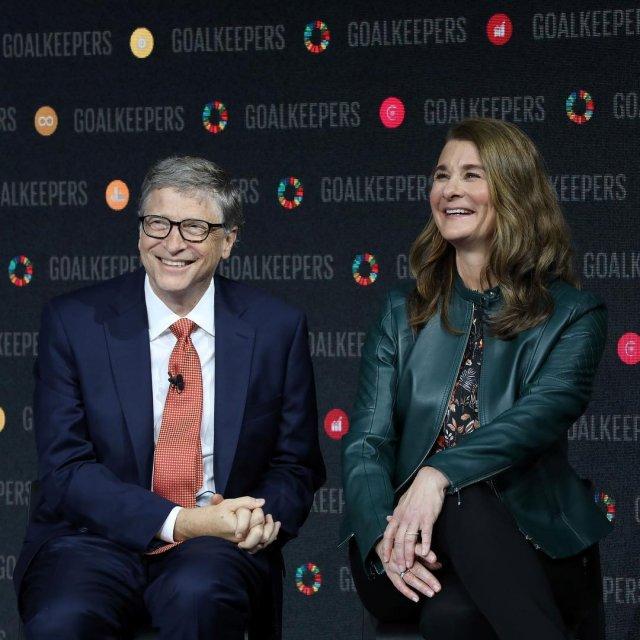 Билл Гейтс после 27 лет брака разводится