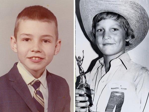 Школьные фотографии знаменитых актёров и актрис