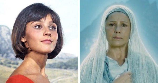 Знаменитые актрисы в первых и последних ролях