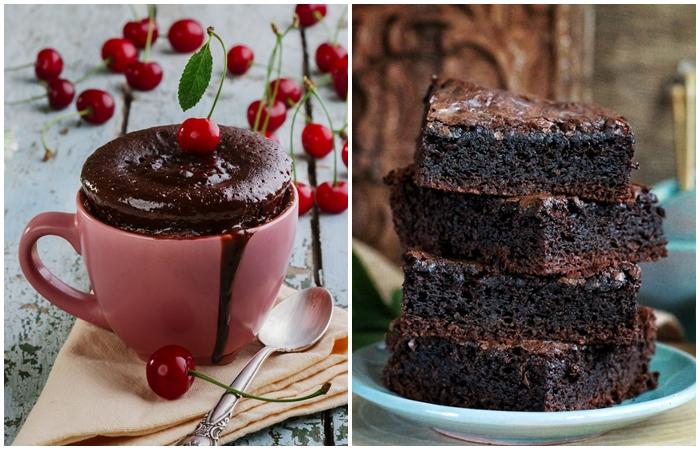 8 простых десертов из шоколада