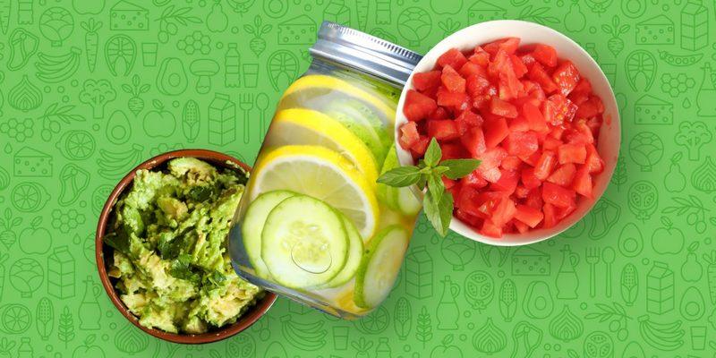 10 альтернативных продуктов для здорового питания