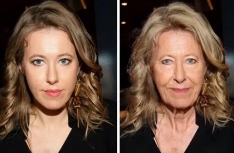 Как будут выглядеть знаменитости через 40 лет