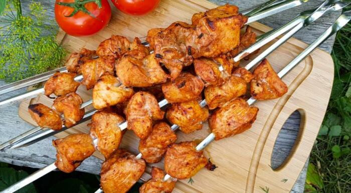 Шашлык - 5 маринадов для разных сортов мяса