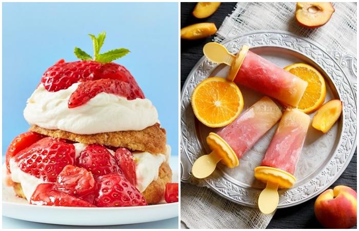7 ягодно-фруктовых десертов