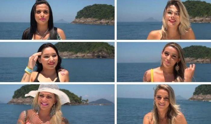 Шоу скрытая камера в бразилий